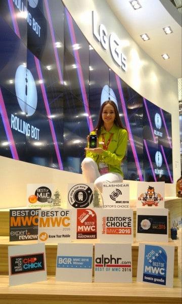 Best of MWC je jen jedna z mnoha cen