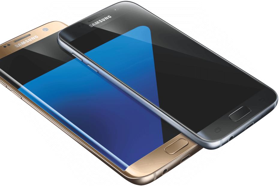 Render Samsungu Galaxy S7