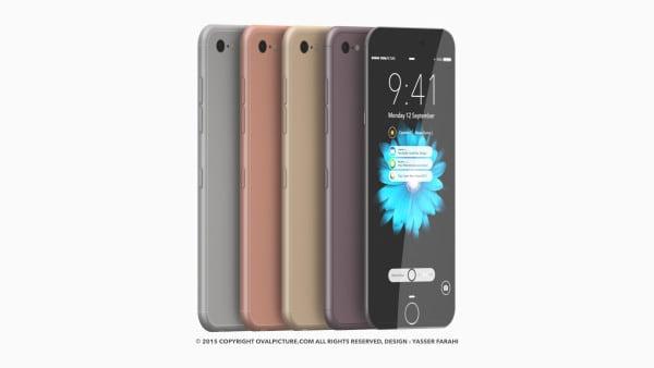 Nový iPhone bude opět dostupný v několika provedeních