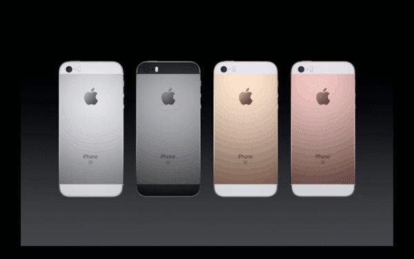 Bude dostupný i v barvě Rose Gold