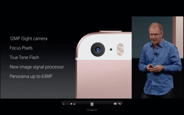 Kamera iSight