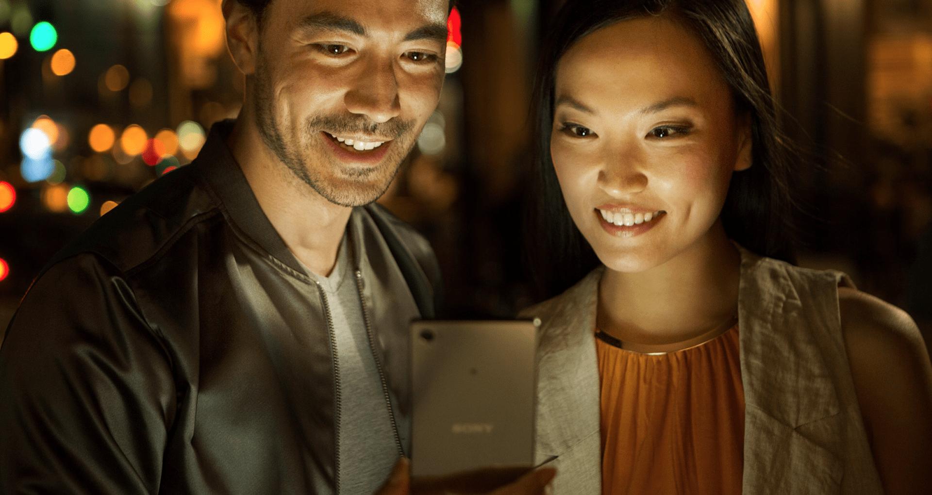 Sony Z5 Premium Dva