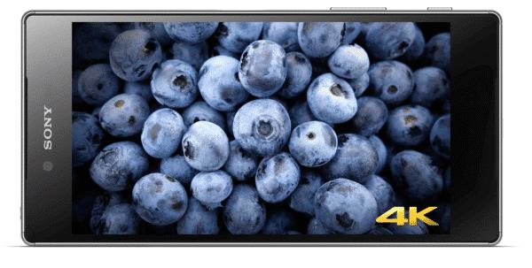 Sony Z5 Premium Lo
