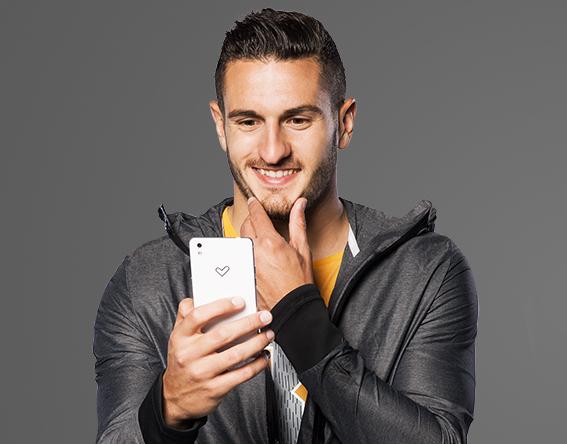 Energy Phone Pro 4G Koke