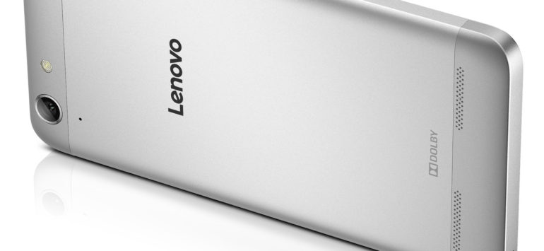 Lenovo K5 Plus_stribrny