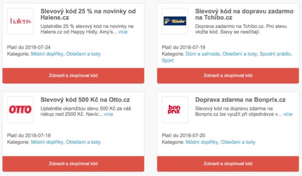 Kuponer.cz vysek
