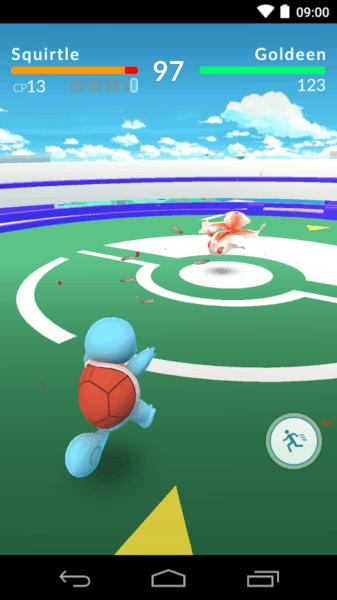 Pokemon GO scr 1