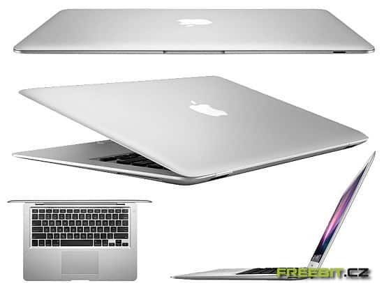 Nové generace iPod touch a MacBook Air