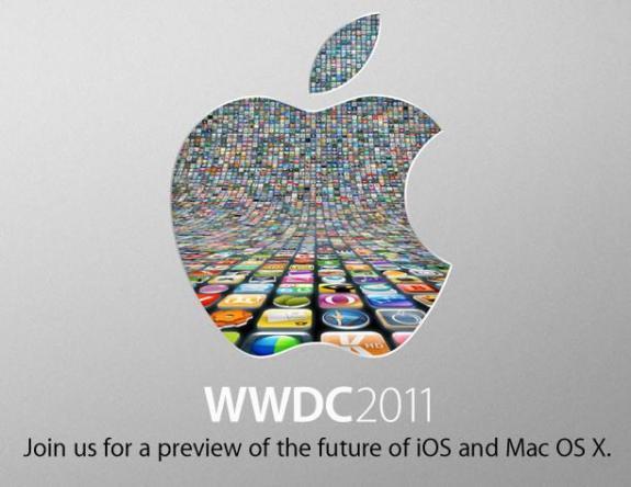 Apple hlásí WWDC 2011