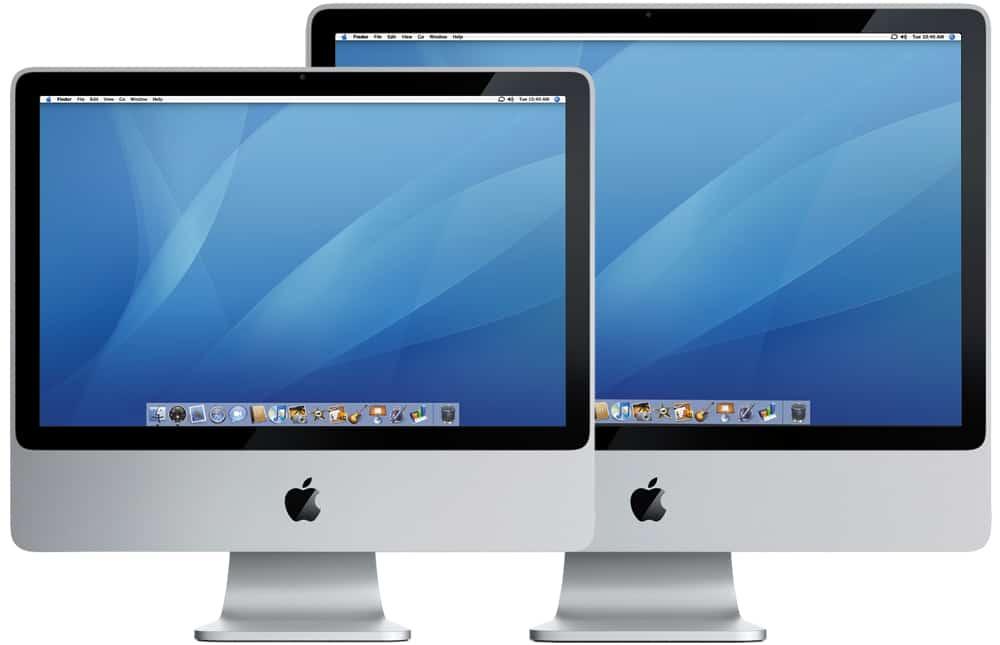 Apple aktualizovalo svůj charakteristický integrovaný počítač iMac