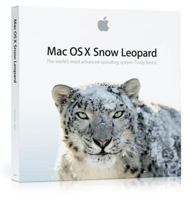 Stahujte aktualizaci Mac OS X 10.6.8