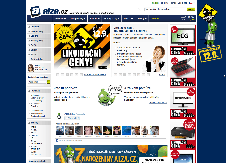 Eshop-Alza.cz