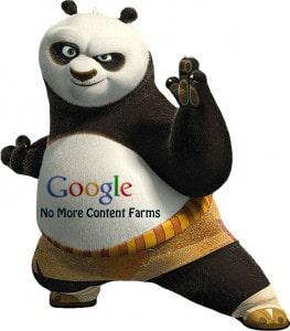 Google Panda aneb čistý internet