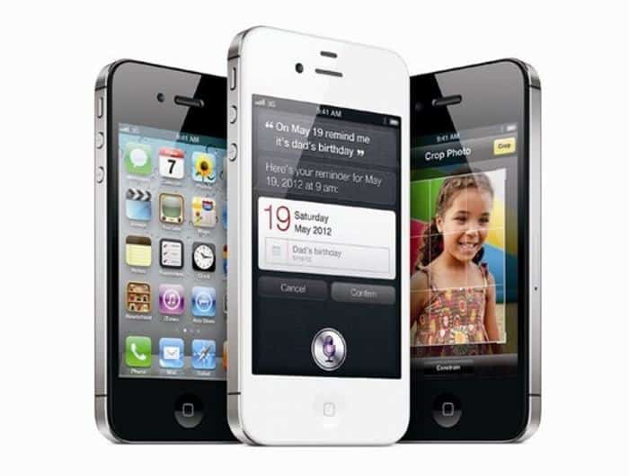 Apple iPhone 4S jde na dračku