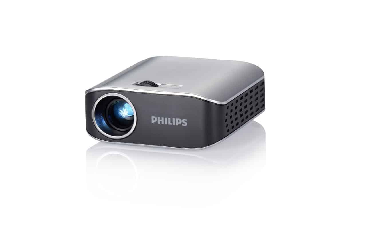 philips p edstavil kapesn projektor picopix ppx2055. Black Bedroom Furniture Sets. Home Design Ideas