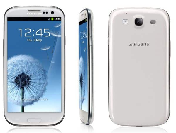 Samsung Galaxy S3 - aktualizace na Android Jelly Bean.