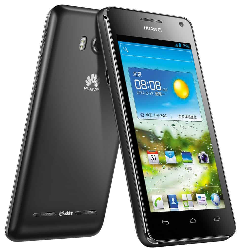 Smartphone HUAWEI Ascend G600.