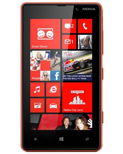 Smartphone-Nokia-Lumia-820