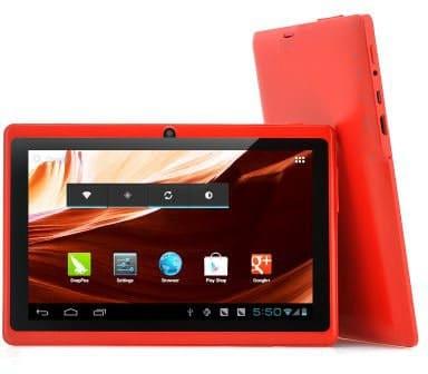 Levný čínský tablet Knuckles s Androidem
