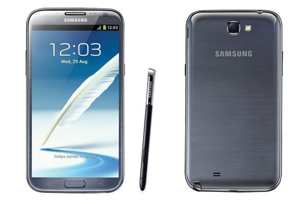 Koncept: Samsung Galaxy Note III neoficiálně představen