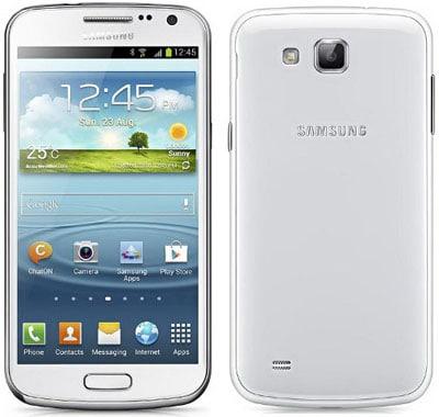 Samsung Galaxy Premier s Jelly Beanem na povrchu.