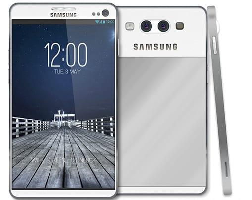 Smartphone Samsung Galaxy S4 představen