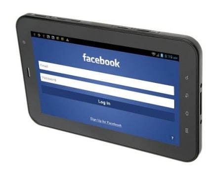 Android Tablet Freelander PD10 Typhoon