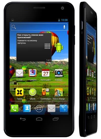 Smartphone Fly IQ444 Diamond