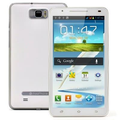 Glaciar Smartphone