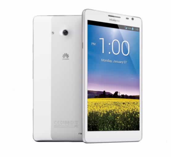 Huawei Ascend Mate CES