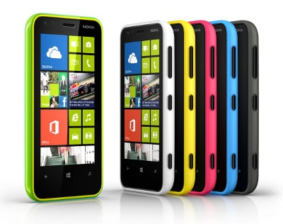 Nokia Lumia 620 Full
