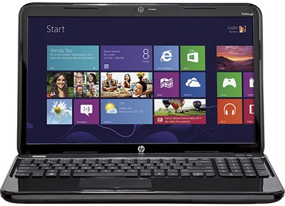 Nový notebook HP Pavilion g6-2239dx
