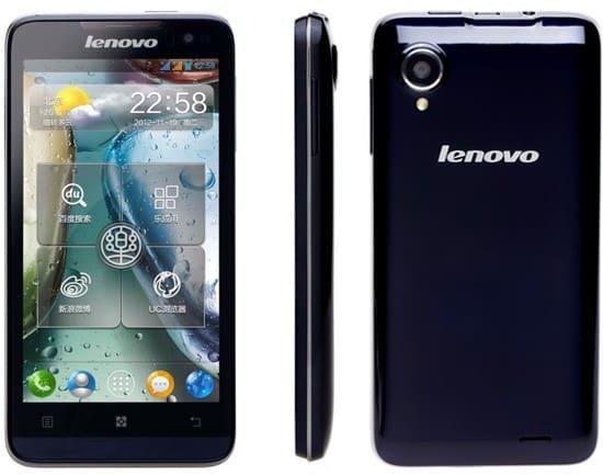 Lenovo LePhone P770