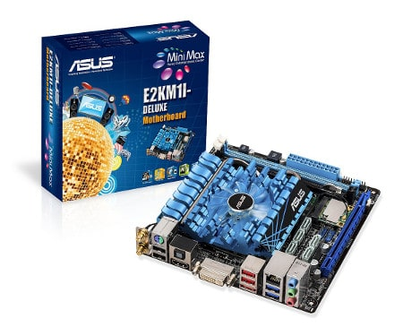 Základní deska ASUS E2KM1I Deluxe