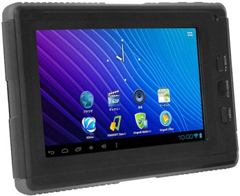 Voděodolný tablet GEANEE ADP-705W