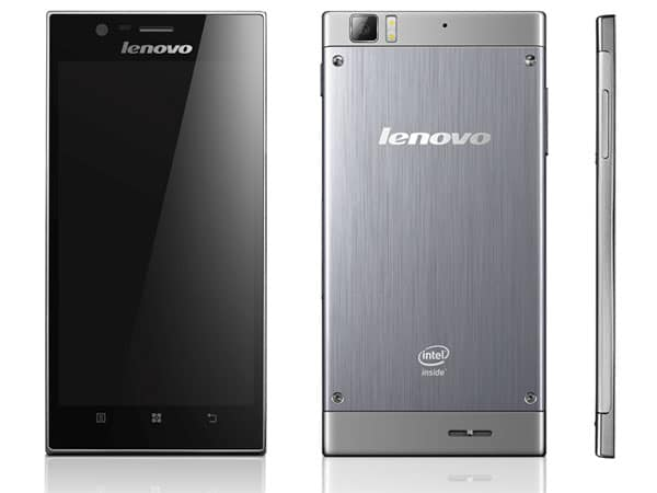 Lenovo IdeaPhone K900 na CESu 2013