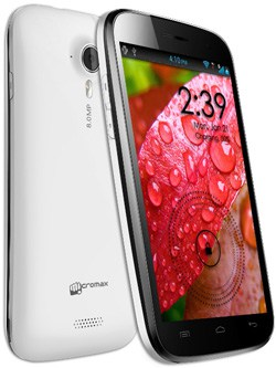 Micromax A116 Canvas v Indii