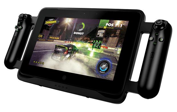 Výkonný herní tablet Razer Edge Pro na CESu 2013