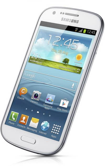 Samsung Galaxy Express na MWC 2013
