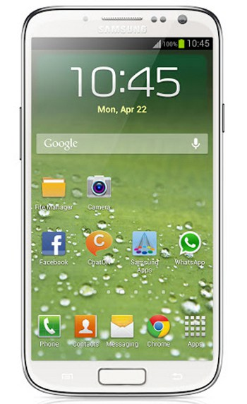 Smartphone Samsung Galaxy S IV s Androidem