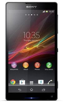 Smartphone Sony Xperia ZL