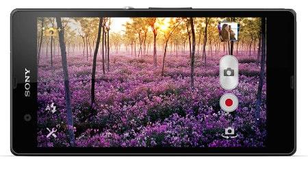 Sony Xperia Z Foto