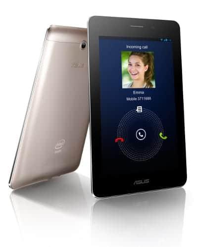 """ASUS Fonepad - Telefon a 7"""" displej v jednom"""