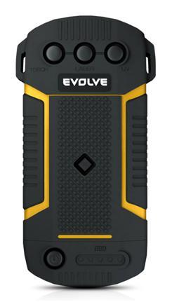 Evolve re100 - odolný akumuláor