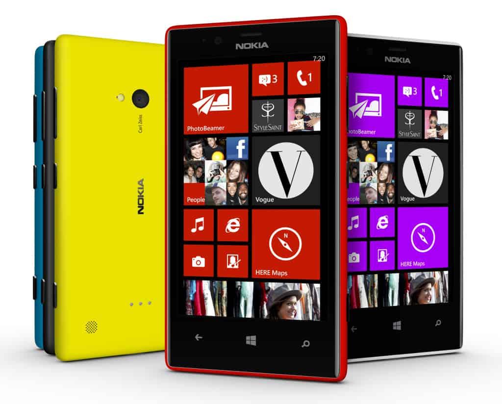 Nokia Lumia 720 - cenově přijatelná střední třída