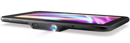 Tablet SmartQ U7 s vestavěným projektorem
