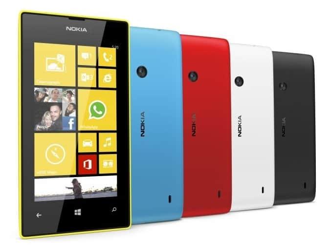 Nokia Lumia 520 - nejlevnější Windows Phone 8