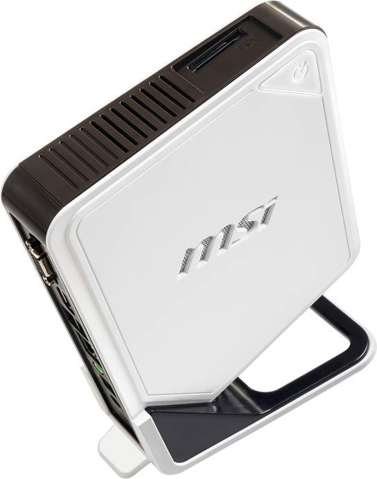 MSI Wind Box DC110 - výkonný trpaslík s Windows 8