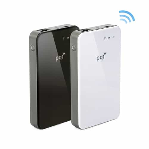 PQI Air Bank - HDD s WiFi