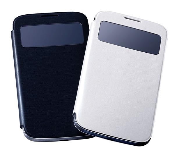 Pouzdro pro Samsung S4 - S View Cover